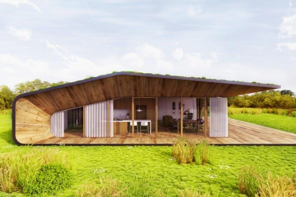 πράσινο σπίτι